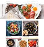 Food & Drink Website  Template 52680