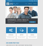 Web design Newsletter  Template 52682