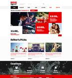 Media Joomla  Template 52689