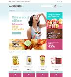 Food & Drink PrestaShop Template 52692