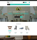 Furniture Magento Template 52693