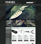 Military ZenCart  Template 52697