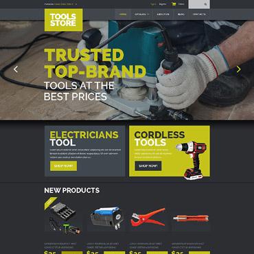 Купить  пофессиональные VirtueMart шаблоны. Купить шаблон #52698 и создать сайт.