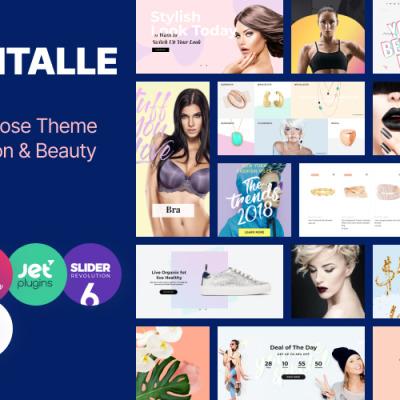 52+ Best WordPress Fashion Themes | TemplateMonster