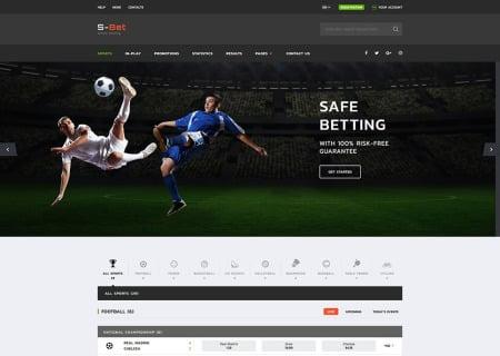 Online Betting Responsive