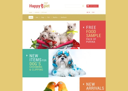 Pets Shopping