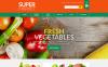 Yiyecek Mağazası  Virtuemart Şablonu New Screenshots BIG