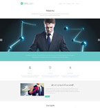 Communications Joomla  Template 52708