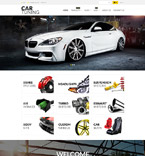 Cars Shopify Template 52725