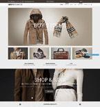 Fashion Shopify Template 52726
