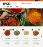 Food & Drink Shopify Template 52727