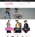 Fashion osCommerce  Template 52732