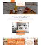 Hotels Muse  Template 52733