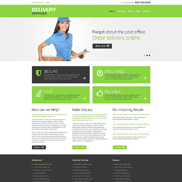 Купить  пофессиональные Drupal шаблоны. Купить шаблон #52734 и создать сайт.