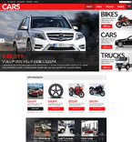 Cars Magento Template 52743