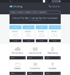 Web Hosting PrestaShop Template 52753