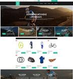 Sport OpenCart  Template 52755