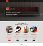 Furniture Muse  Template 52756