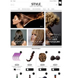 Beauty VirtueMart  Template 52760