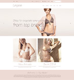 Fashion PrestaShop Template 52763