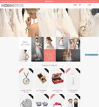 Wedding Shopify Template 52765