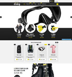 Sport Shopify Template 52766