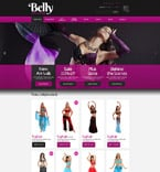 Sport VirtueMart  Template 52767