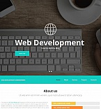 Software Moto CMS HTML  Template 52770