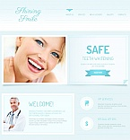 Medical Moto CMS HTML  Template 52774