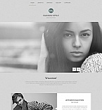 Art & Photography Photo Gallery  Template 52794