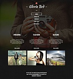 Art & Photography Photo Gallery  Template 52795