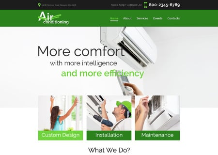 Heating  Air Conditioning Co