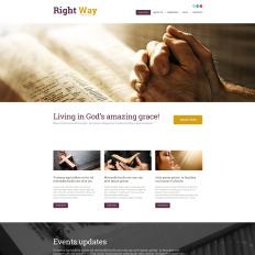 Best Premium Christian WordPress Themes TemplateMonster - Best free invoice template catholic store online