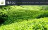 Szablon Moto CMS HTML #52786 na temat: sklep z herbatą New Screenshots BIG