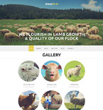 Agriculture Joomla  Template 52805