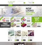 Furniture Magento Template 52810