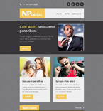 Media Newsletter  Template 52812
