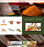 Food & Drink PSD  Template 52813