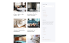 Lux Hotel - Hotel Multipage HTML5 Website Template Big Screenshot