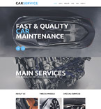 Cars Website  Template 52817
