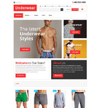 Fashion OpenCart  Template 52820