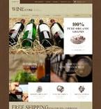 Food & Drink PrestaShop Template 52821