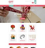 Gifts VirtueMart  Template 52823