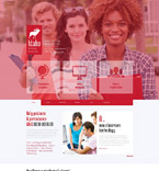 Education WordPress Template 52830