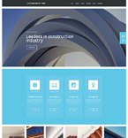Architecture WordPress Template 52833