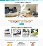 Furniture Website  Template 52847
