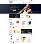 Beauty OpenCart  Template 52850