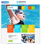Education Website  Template 52860