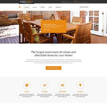 Купить  пофессиональные Muse шаблоны. Купить шаблон #52868 и создать сайт.