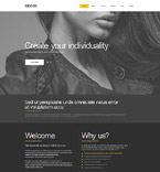 Fashion Muse  Template 52872